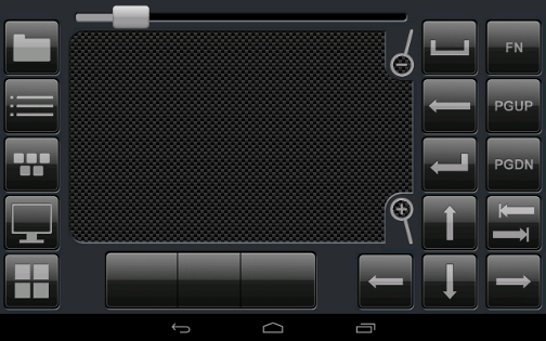 Vectir 3.3 system remote profile